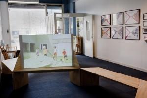 Visit Tingbjerg 2012. Installationsskud fra Tingbjerg Kunsthal